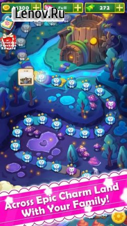 Charm Heroes Forest Farm Land v 1.3.6 Мод (Infinite Lives/Coins/Diamonds)