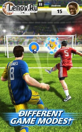 Football Strike - Multiplayer Soccer v 1.17.0 Мод (много денег)