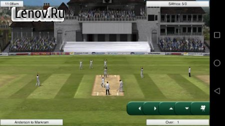 Cricket Captain 2017 (обновлено v 0.25) (Full)
