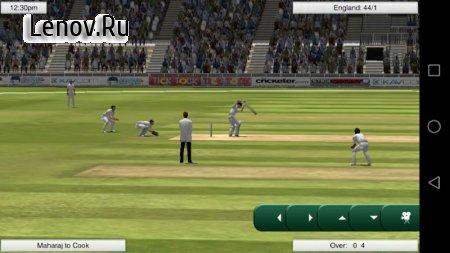 Cricket Captain 2017 (обновлено v 0.25) (Full)