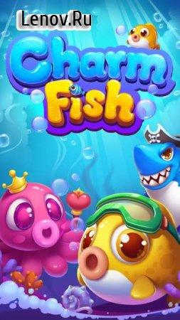 Charm Fish - Ocean Mania v 1.8.9 Мод (Infinite Lives/Coins/Diamonds)