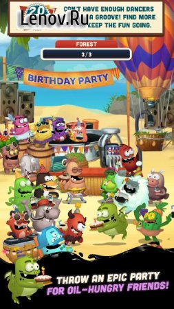 Oil Hunt 2 - Birthday Party v 2.2.1 (Mod Money)