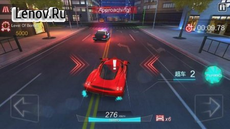Asphalt Turbo v 1.4.5706 (Mod Money)