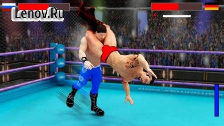 Stars Wrestling Revolution 2017: Real Punch Boxing (обновлено v 2.2) Мод (много денег)