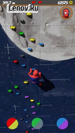 Climb The Wall v 1.2.1 Мод (Unlimited Coins/Purchase & Upgrade Character Easily)