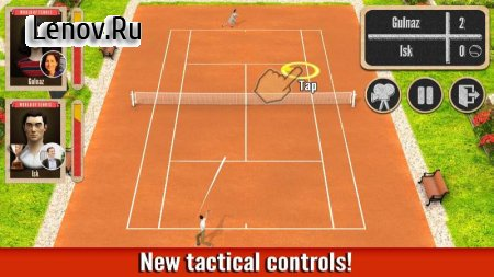 World of Tennis: Roaring 20's v 1.34 (Mod Money)