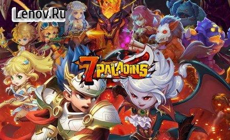 Seven Paladins EN: 3D RPG x MOBA Game v 1.2.3 Мод (+20k Физическая/Магическая атака & More)