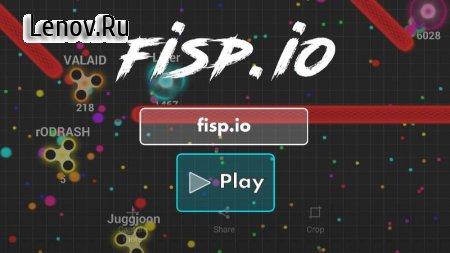 Fisp.io Spins Master of Fidget Spinner v 1.9