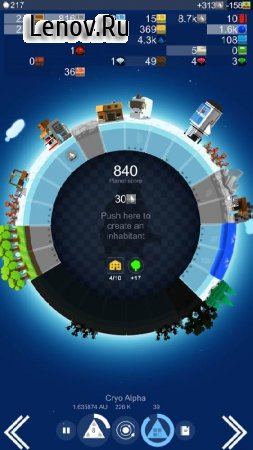 A Planet of Mine v 1.035 Мод (Unlocked)