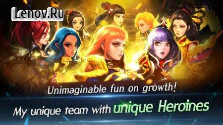 Lady Knights (обновлено v 1.0.5) (Mod DMG/HP)