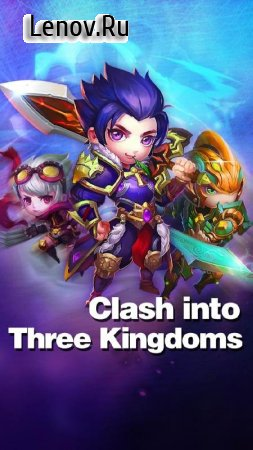 Final Kingdoms v 2.7.3 Мод (improve damage/defense/blood volume)
