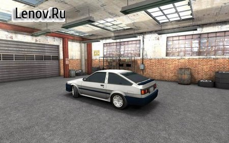 Drift Allstar (обновлено v 1.1) Мод (много денег)