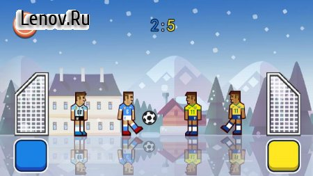 Happy Soccer Physics - 2017 Funny Soccer Games v 3.9.0 Мод (много денег)