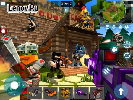 Mad GunZ v 2.1.3 Mod (Unlimited Bullets)