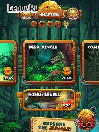 Jungle Mash (обновлено v 1.0.3.1) Мод (infinite Coins)