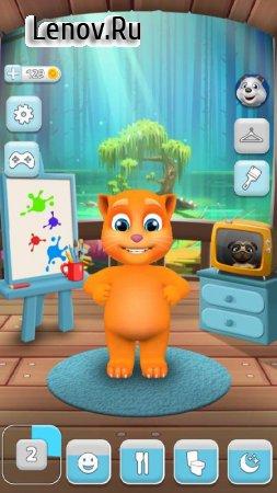 My Talking Cat Tommy (обновлено v 1.3.2) Мод (много денег)