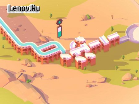 Aqueducts v 0.9.5 Мод (Every IAP is free/Water indicator not decreasing)