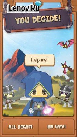 GOD OF MAGIC v 3.1 (Mod Money/Hearts)