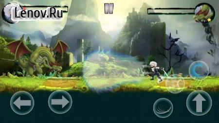 Ninja Fighter Z v 1.1.6 Мод (Unlimited coins/Naruto unlocked)