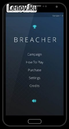 Breacher v 2.1 Мод (In-App Purchases are free/Infinite Firewall Shields)