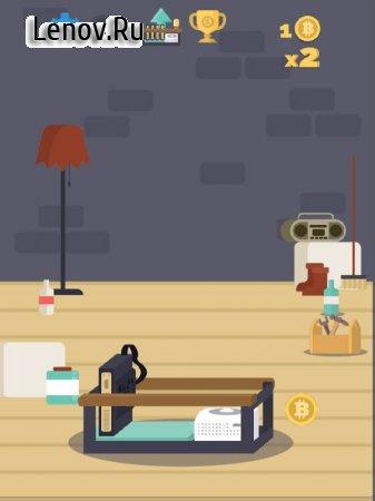 Bitcoin mining v 0.10.3 Мод (Infinite Coins)