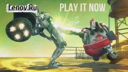 Clash Of Robots v 3.0 (Mod Money)