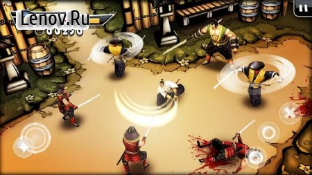 Samurai 2 : vengeance v 1.3.0 Мод (Unlimited Karma)