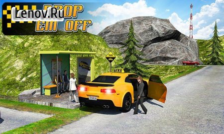 Taxi Driver 3D : Hill Station v 2 Мод (Infinite Coins)