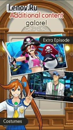 Ace Attorney: Dual Destinies v 1.00.02 (Full)