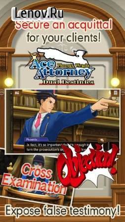 Ace Attorney: Dual Destinies v 1.00.01 (Full)