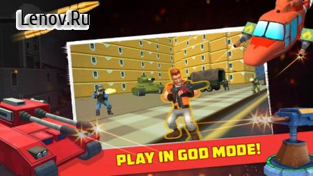 Mission Bravo: GOD MODE v 1.8 (Mod Money)