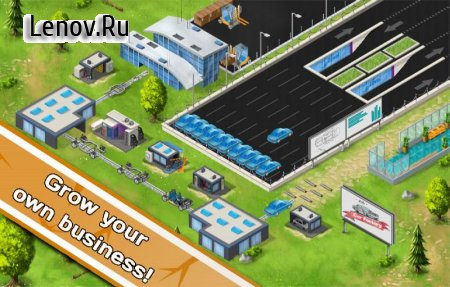 Idle Car Factory v 12.3.1 (Mod Money)