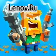 Pixel Arena Online: Multiplayer Blocky Shooter v 2.6.11 Мод (Infinite Coins/Crystals)