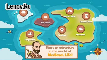Medieval Life v 2.0 (Mod Money)