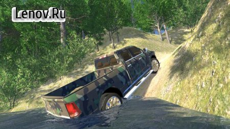 Offroad Pickup Truck R v 1.4