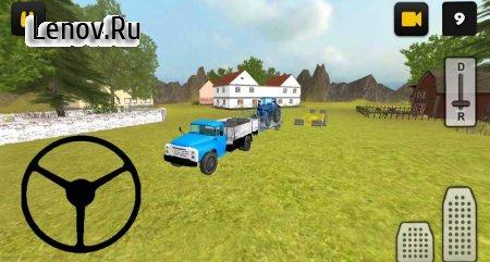 Classic Truck 3D: Tractor Transport v 1.1