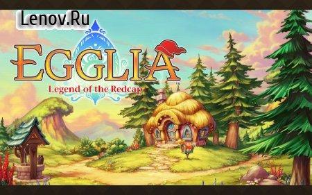 EGGLIA: Legend of the Redcap v 2.2.0 (Mod Money)