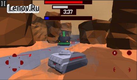 Cyberspace Tanks 3D v 1.2.1