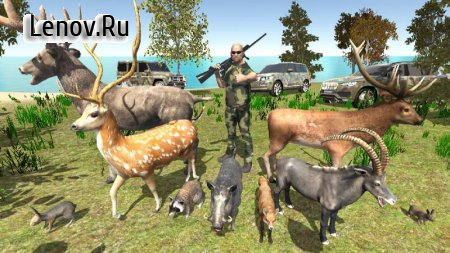 European Hunting 4x4 v 1.5.1