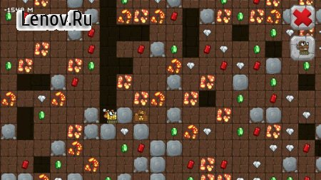 Digger Machine find minerals v 2.5.6 (Mod Money)