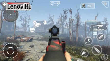 Counter Terrorist Sniper Shoot v 1.3 (Mod Money)