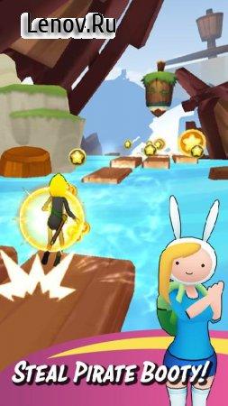 Adventure Time Run (обновлено v 1.19.329) Мод (много денег)