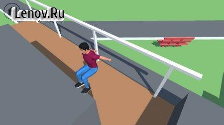Parkour Flight v 2.5 Мод (полная версия)