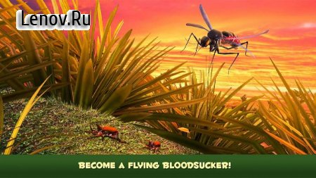 Mosquito Insect Simulator 3D v 1.3.0 Мод (много денег)