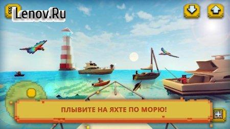 Paradise Island Craft: Sea Fishing & Crafting v 1.19