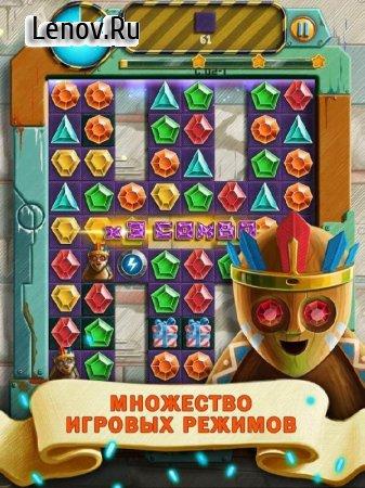Doodle Jewels Match 3 v 1.0.3 (Mod Money)