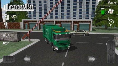 Trash Truck Simulator v 1.3.1