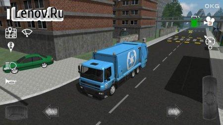 Trash Truck Simulator v 1.5 Мод (много денег)