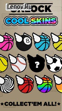 Flappy Dunk v 1.7.1 (Mod Money)