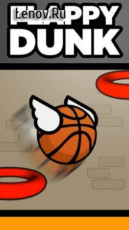 Flappy Dunk v 1.7.4 (Mod Money)